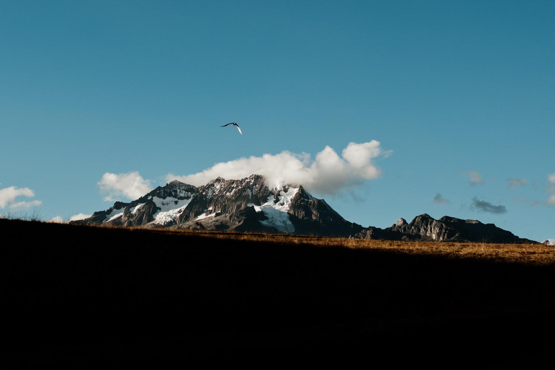 Nevado Chicon Cusco