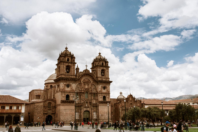 Compañía de Jesús Cusco
